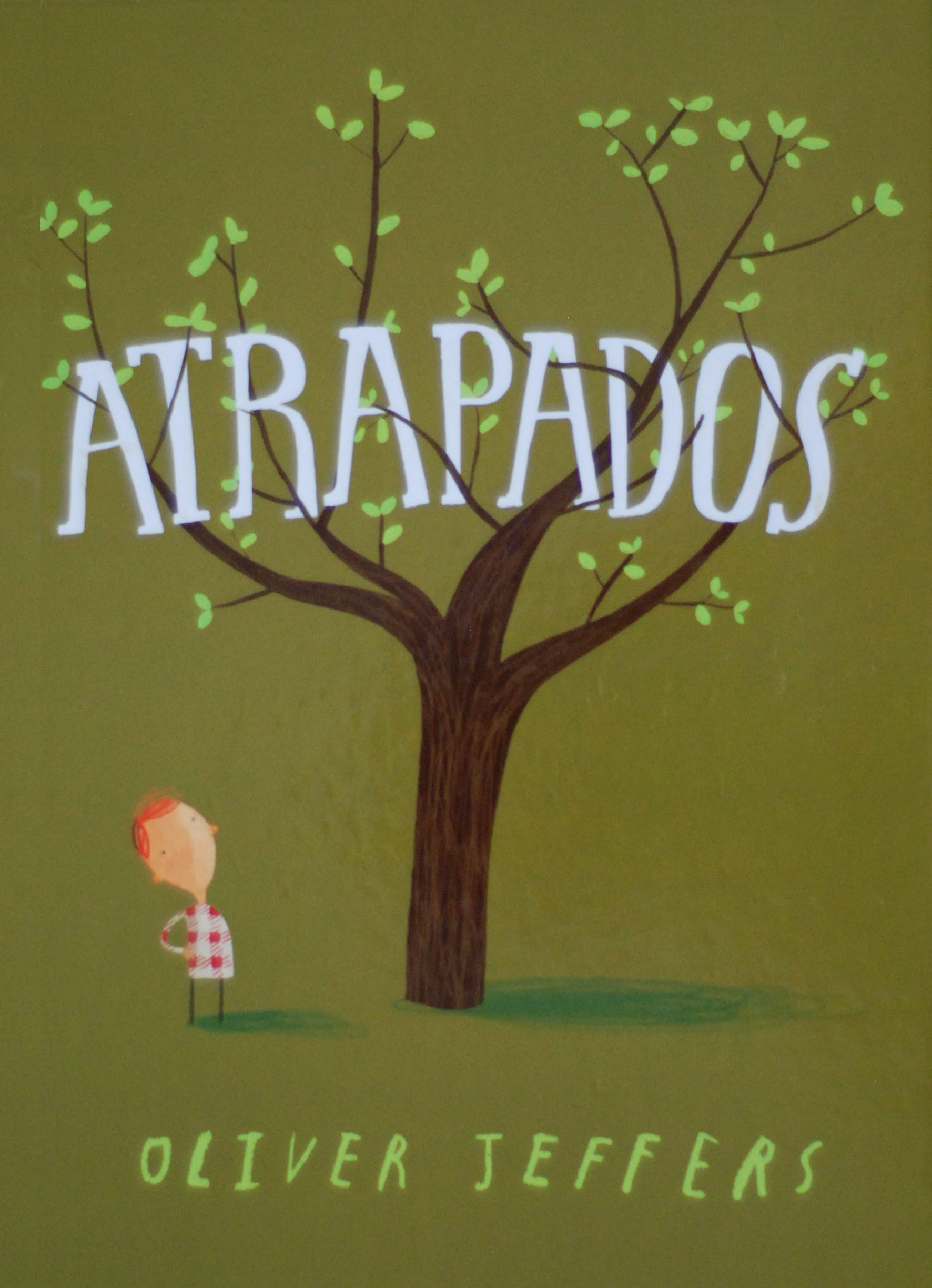Atrapados | Oliver Jeffers